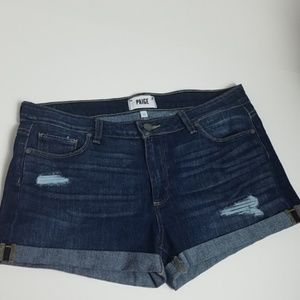 Paige Jimmy Jimmy Short Jean Shorts Maribel